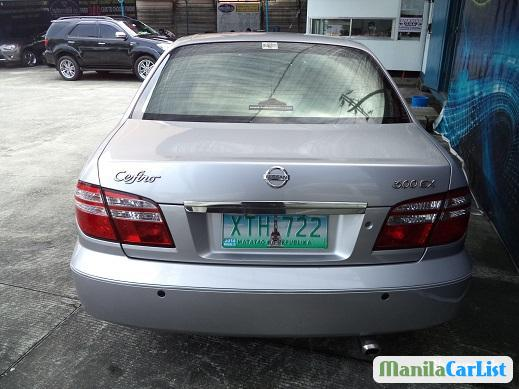 Nissan Cefiro Automatic 2005 in Philippines