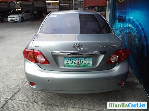 Toyota Corolla Automatic 2009 in Philippines