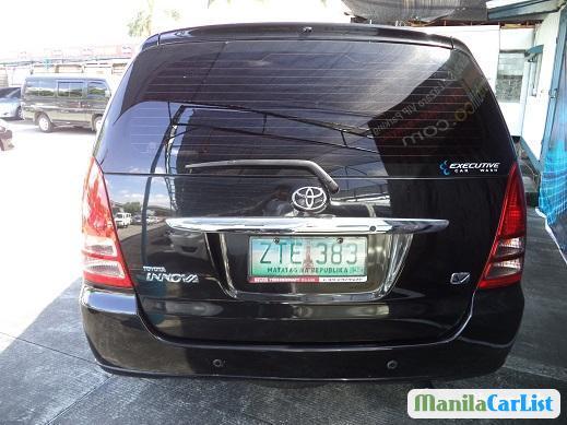 Toyota Innova Automatic 2009 in Philippines