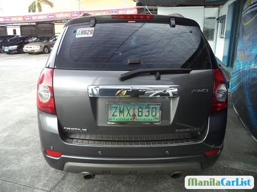 Chevrolet Captiva Automatic 2008 in Philippines
