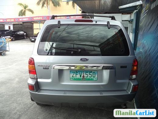 Ford Focus Automatic 2006 - image 4