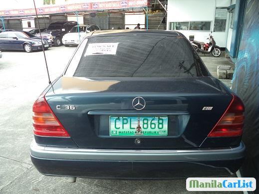 Mercedes Benz C-Class Automatic 1986 in Philippines