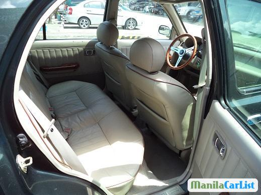 Nissan Versa Automatic 2001 in Philippines