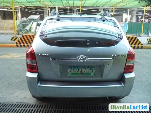 Hyundai Tucson Automatic 2006 in Philippines