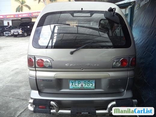 Mitsubishi Space Gear Automatic 2003 in Philippines