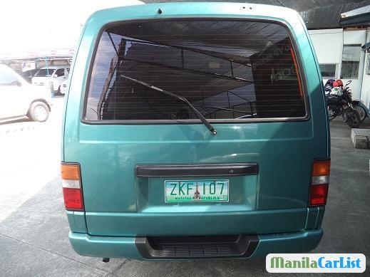 Nissan Urvan Manual 2007 in Philippines