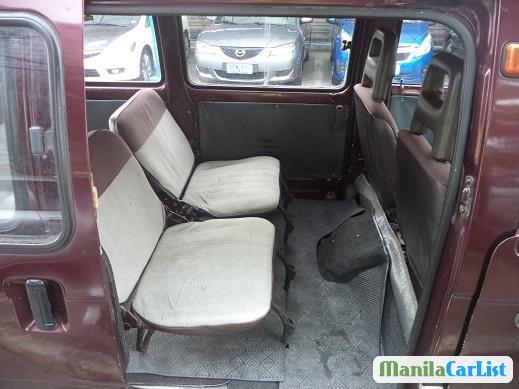 Suzuki Wagon R Manual 1991 in Philippines