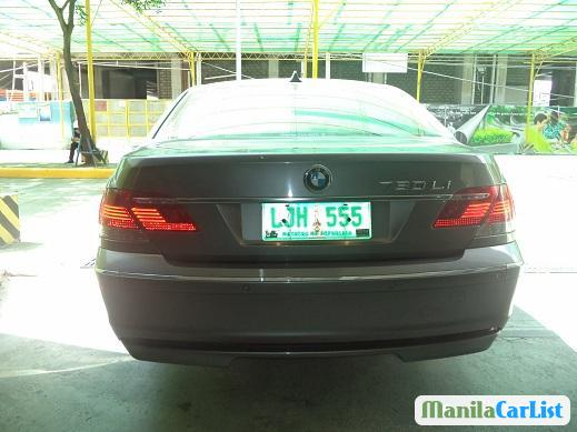 BMW 7 Series Automatic 2008 in Philippines