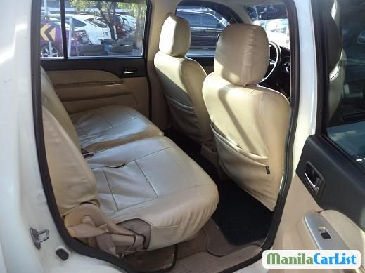 Ford Everest Automatic 2008 in Philippines