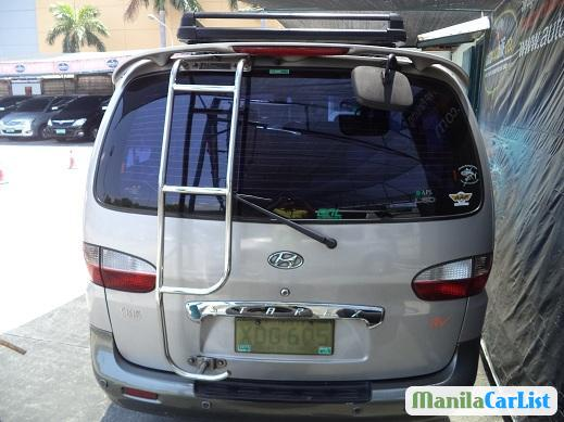 Hyundai Starex Automatic 2002 in Philippines