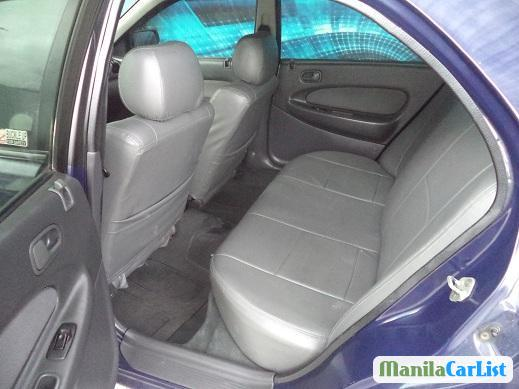 Mazda Familia Manual 1998 in Philippines