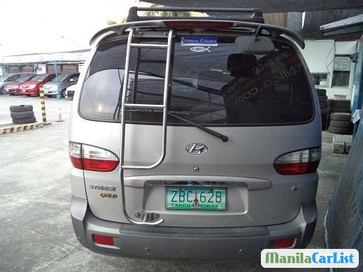 Hyundai Starex Automatic 2005 in Philippines