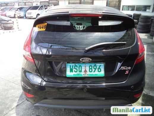 Ford Fiesta Automatic 2013 in Philippines
