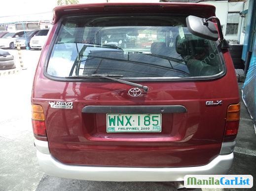Toyota Revo Automatic 2000 - image 4