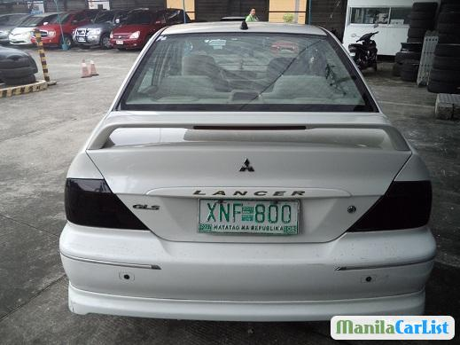 Mitsubishi Lancer Automatic 2004 in Philippines