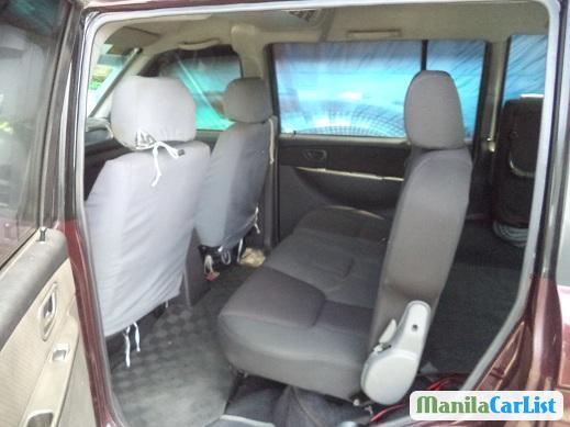 Mitsubishi Adventure Manual 2008 in Philippines