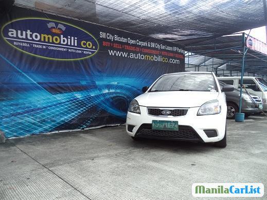Kia Rio Manual 2010 in Philippines