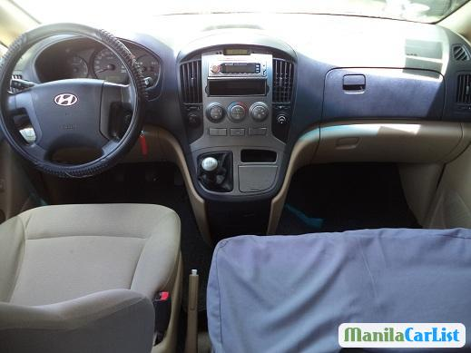 Hyundai Starex Manual 2008 in Philippines