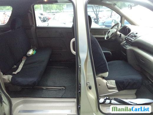 Nissan Serena Automatic 2005 in Philippines