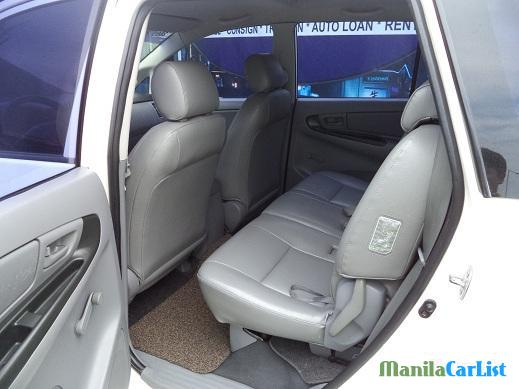 Toyota Innova Manual 2005 in Philippines