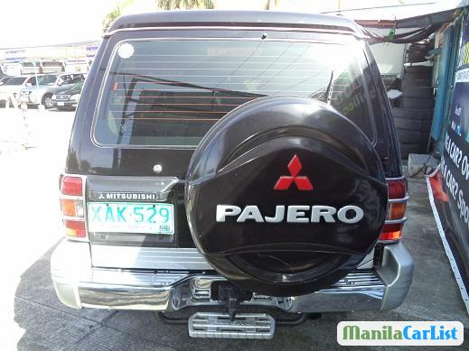 Mitsubishi Pajero Automatic 2001 in Philippines
