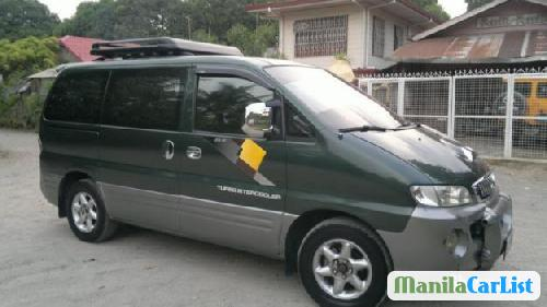 Picture of Hyundai Starex in Philippines