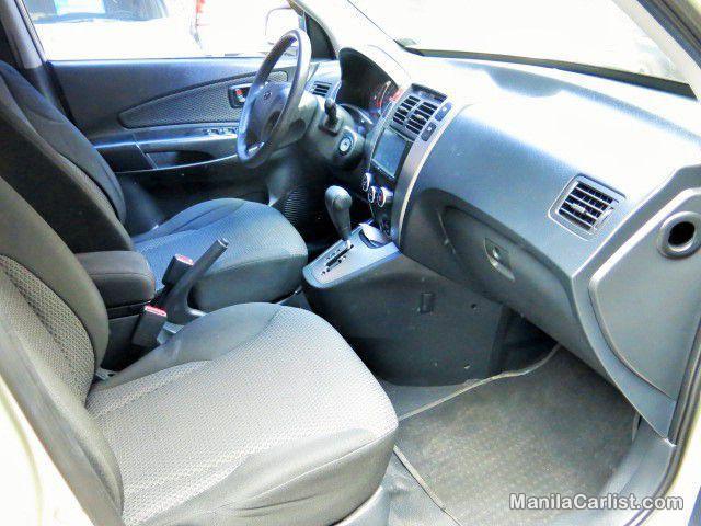 Hyundai Tucson Automatic 2009 in Philippines - image
