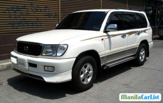 Pictures of Toyota Land Cruiser Manual 2003