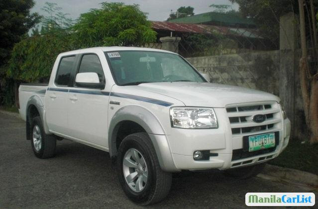 Picture of Ford Ranger Manual 2007