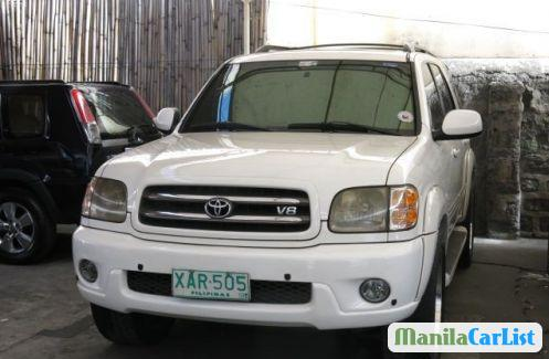 Picture of Toyota Sequoia Automatic 2001
