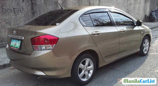 Honda City Automatic 2009