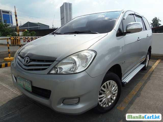 Picture of Toyota Innova Automatic 2011
