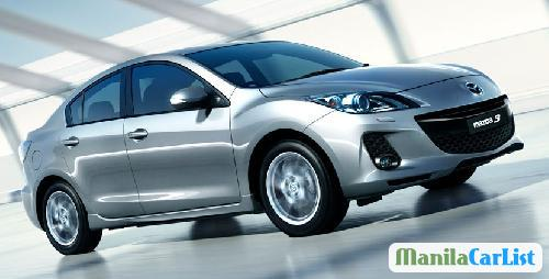 Pictures of Mazda Mazda3 Automatic 2012