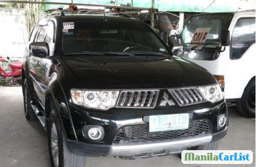 Pictures of Mitsubishi Montero Sport Automatic 2010