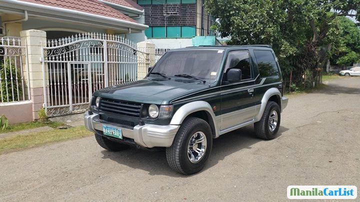 Picture of Mitsubishi Pajero Automatic 1998