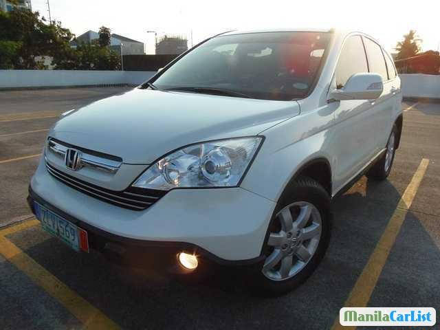 Pictures of Honda CR-V Automatic 2012