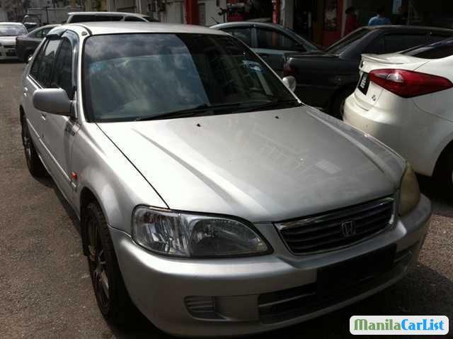 Picture of Honda City Manual 2000