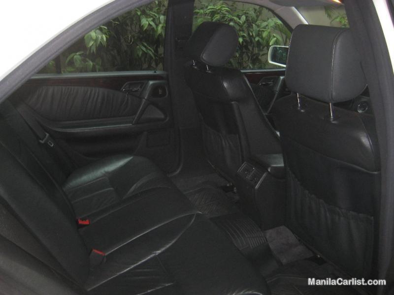 Mercedes Benz E-Class Sedan Automatic 2000 - image 6