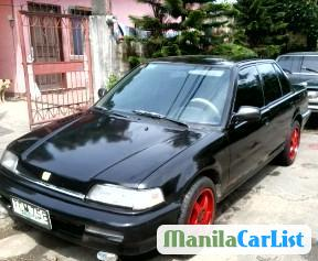 Honda Civic Manual 1991 in Maguindanao