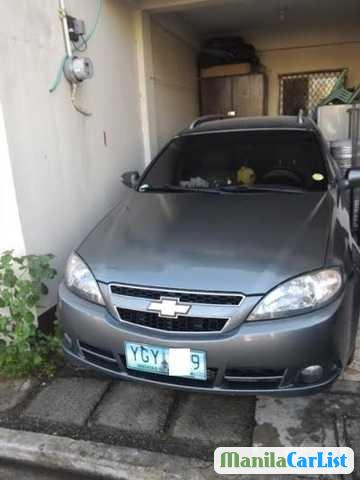 Pictures of Chevrolet Optra Automatic 2008
