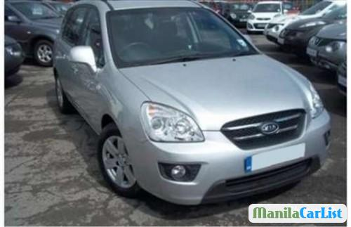 Pictures of Kia Carens Automatic 2009