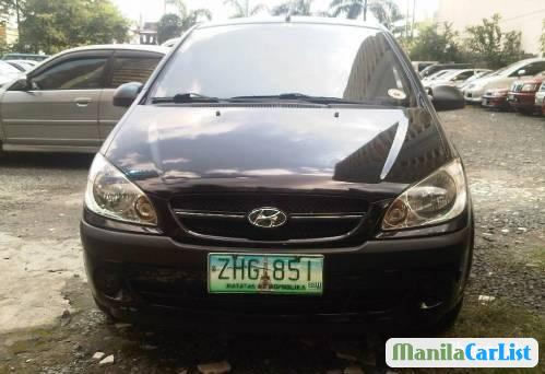 Pictures of Hyundai Getz Manual 2007