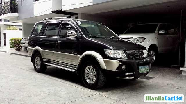 Pictures of Isuzu Crosswind Automatic 2008