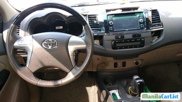 Toyota Fortuner Automatic 2013 in Aklan
