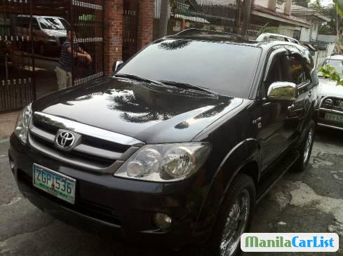 Picture of Toyota Fortuner 2007
