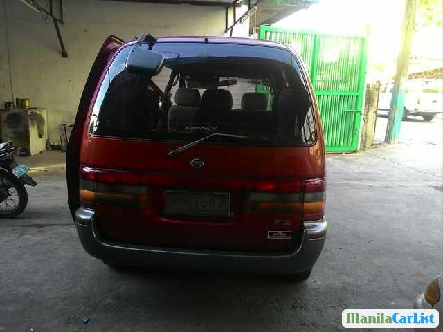 Nissan Serena Manual 2006 - image 2