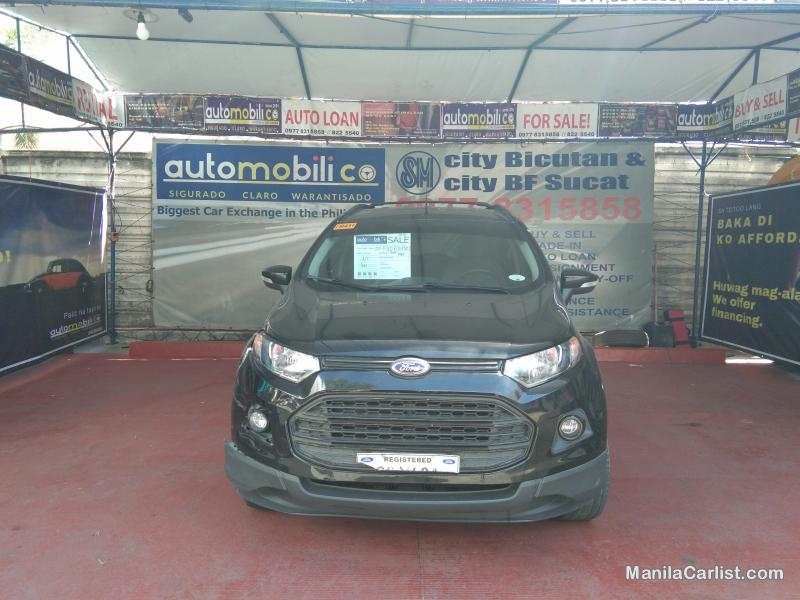 Pictures of Ford EcoSport Automatic 2017