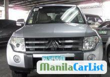 Pictures of Mitsubishi Pajero Automatic 2008