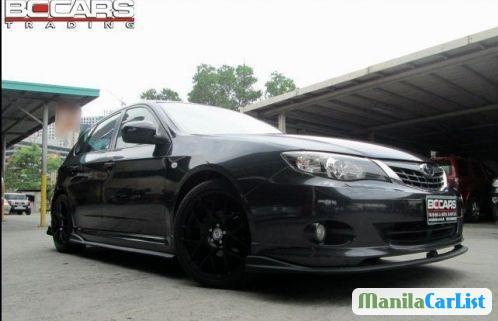 Picture of Subaru Impreza Manual 2008
