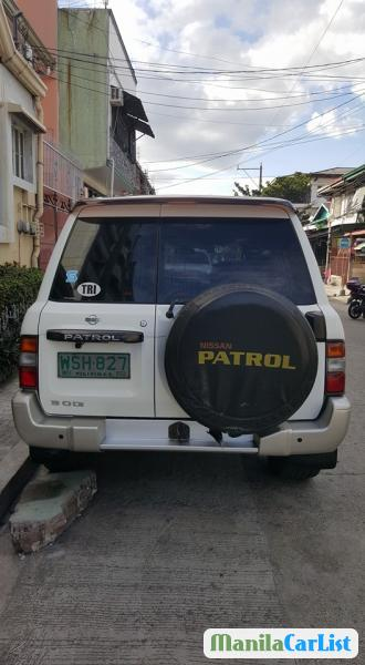 Nissan Patrol Automatic 2001 in Philippines